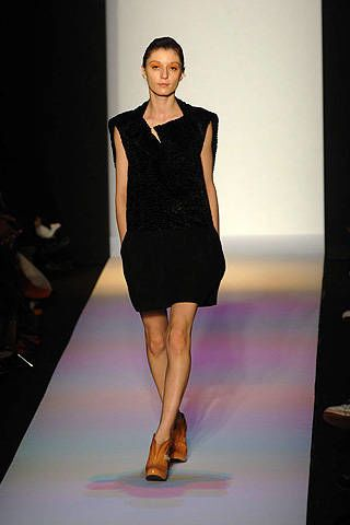 Alexandre Herchcovitch Fall 2008 Ready-to-wear Collections - 002