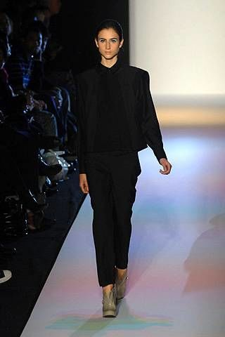 Alexandre Herchcovitch Fall 2008 Ready&#45&#x3B;to&#45&#x3B;wear Collections &#45&#x3B; 003