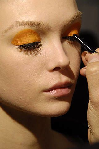 Alexandre Herchcovitch Fall 2008 Ready-to-wear Backstage - 002