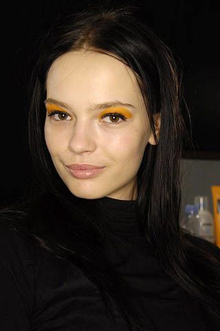 Alexandre Herchcovitch Fall 2008 Ready-to-wear Backstage - 003