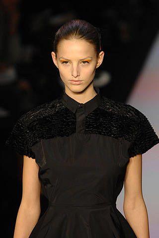 Alexandre Herchcovitch Fall 2008 Ready-to-wear Detail - 003