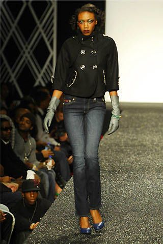Baby Phat Fall 2008 Ready-to-wear Collections - 003