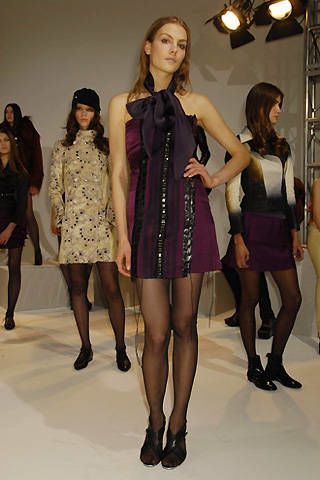 Elise Overland Fall 2008 Ready-to-wear Collections - 003