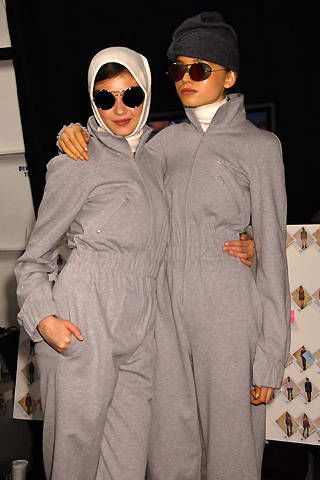 Lacoste Fall 2008 Ready-to-wear Backstage - 002