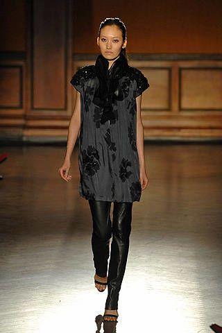 Sari Gueron Fall 2008 Ready-to-wear Collections - 002
