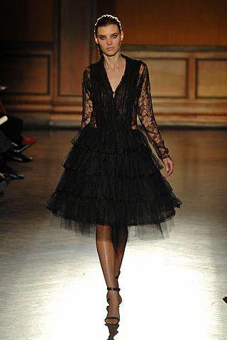 Sari Gueron Fall 2008 Ready-to-wear Collections - 003