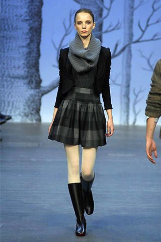 Adam Lippes Fall 2008 Ready-to-wear Collections - 003