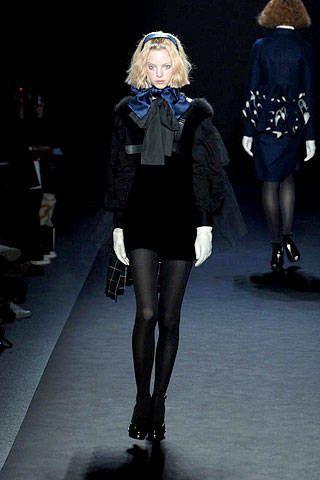 Akiko Ogawa Fall 2008 Ready-to-wear Collections - 002