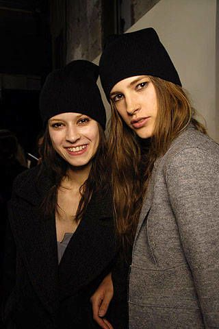 Alexander Wang Fall 2008 Ready-to-wear Backstage - 003