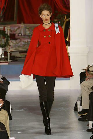 Charles Nolan Fall 2008 Ready-to-wear Collections - 002