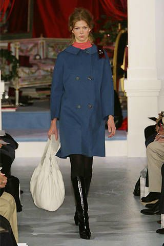Charles Nolan Fall 2008 Ready-to-wear Collections - 003