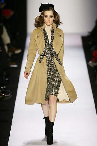 Diane von Furstenberg Fall 2008 Ready-to-wear Collections - 002