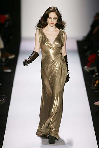 Diane von Furstenberg Fall 2008 Ready-to-wear Collections - 003