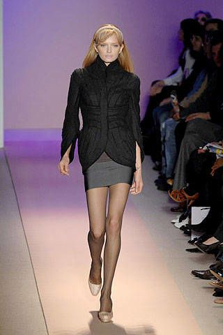 Herve Leger by Max Azria Fall 2008 Ready-to-wear Collections - 002