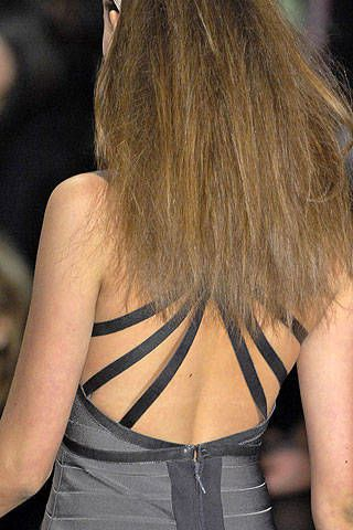 Herve Leger by Max Azria Fall 2008 Ready-to-wear Detail - 002