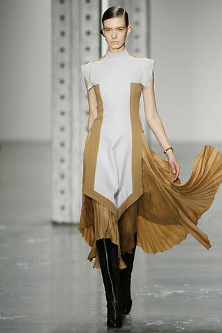 Jonathan Saunders Fall 2008 Ready-to-wear Collections - 003