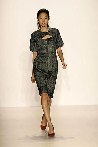 Lela Rose Fall 2008 Ready-to-wear Collections - 003