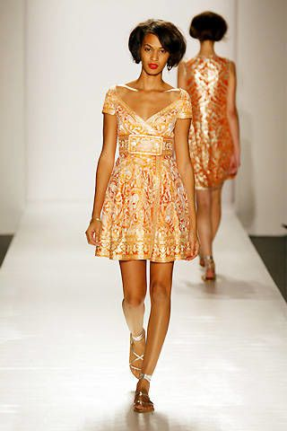 Naeem Khan Spring 2008 Ready-to-wear Collections - 002