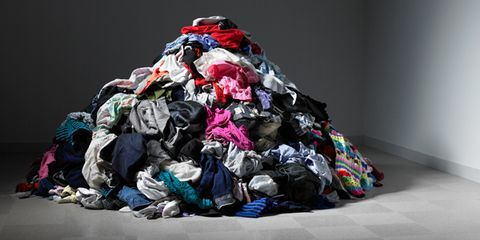 Spring Cleaning Alert: We Know Where Old Clothes Go to Die—and the Numbers Will Shock You