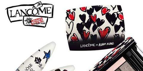 Alber Elbaz Launches First Eye-Makeup Collection: Lancôme Show