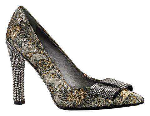 Louis Vuitton Shoe Salon at Saks Fifth