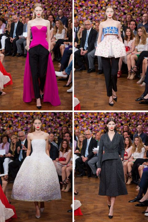 top haute couture moments 2012