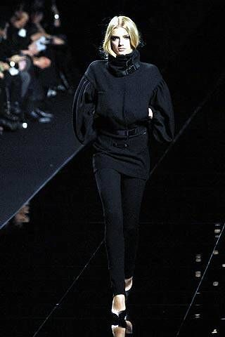 Emanuel Ungaro Fall 2007 Ready-to-wear Collections - 001