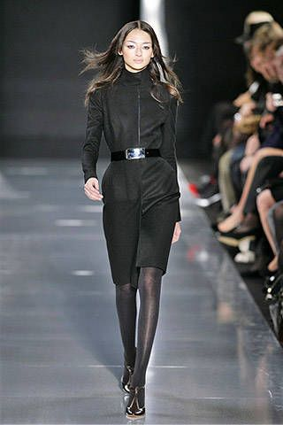 Jasmin Di Millo Fall 2007 Ready-to-wear Collections - 001