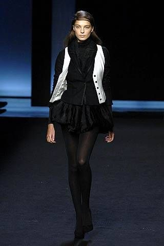 Sophia Kokosalaki Fall 2007 Ready-to-wear Collections - 001
