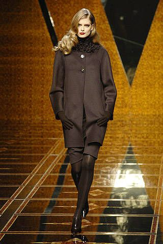 Valentino Fall 2007 Ready-to-wear Collections - 001