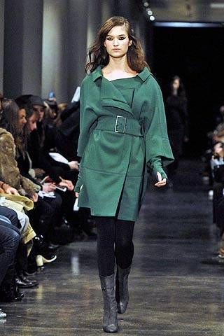 Veronique Leroy Fall 2007 Ready-to-wear Collections - 001
