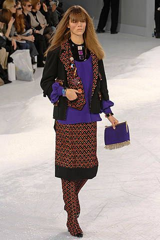 Chanel Fall 2007 Ready-to-wear Collections - 001