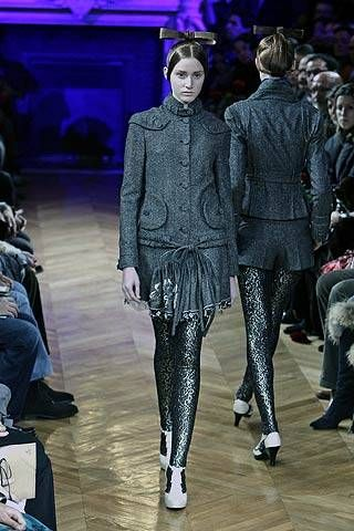 Josep Font Fall 2007 Ready-to-wear Collections - 001