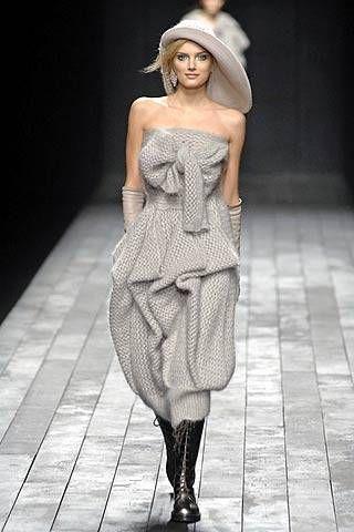 Sonia Rykiel Fall 2007 Ready&#45&#x3B;to&#45&#x3B;wear Collections &#45&#x3B; 001