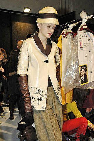 Antonio Marras Fall 2007 Ready-to-wear Backstage - 001