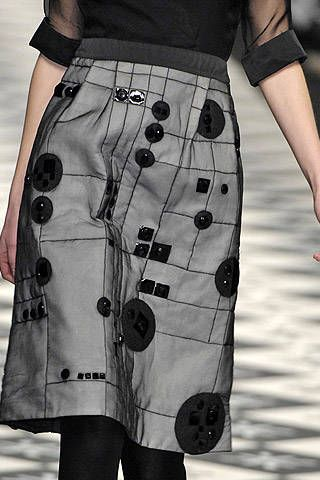 Antonio Marras Fall 2007 Ready&#45&#x3B;to&#45&#x3B;wear Detail &#45&#x3B; 001