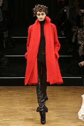 Cher Michel Klein Fall 2007 Ready-to-wear Collections - 001