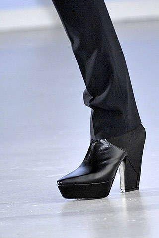 Jil Sander Fall 2007 Ready-to-wear Detail - 001