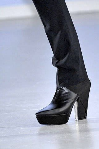Jil Sander Fall 2007 Ready-to-wear Detail - 001