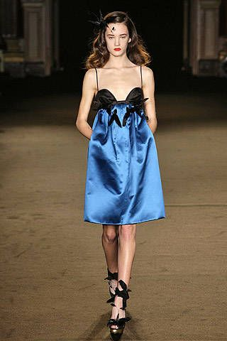 Junko Shimada Fall 2007 Ready&#45&#x3B;to&#45&#x3B;wear Collections &#45&#x3B; 001