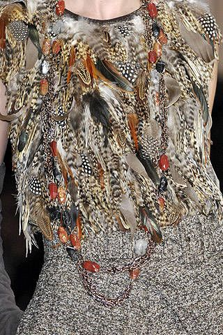 Salvatore Ferragamo Fall 2007 Ready-to-wear Detail - 001