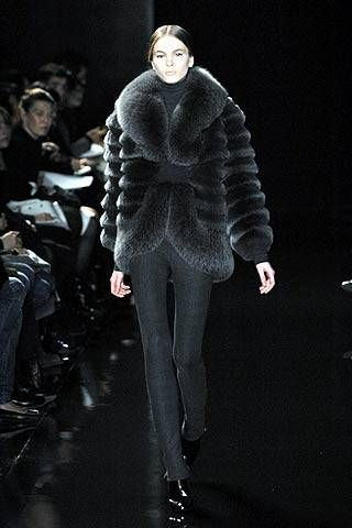Antonio Berardi Fall 2007 Ready-to-wear Collections - 001