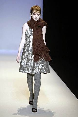 Collette Dinnigan Fall 2007 Ready-to-wear Collections - 001