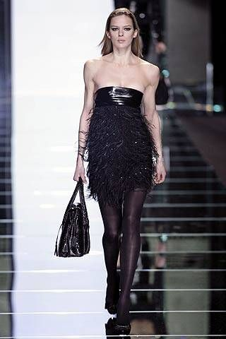 Elie Saab Fall 2007 Ready-to-wear Collections - 001