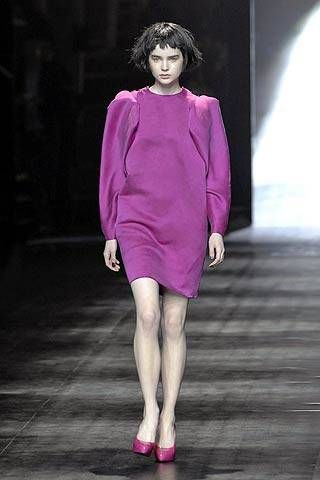 Lanvin Fall 2007 Ready-to-wear Collections - 001