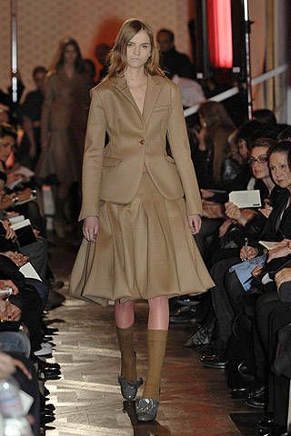 Miu Miu Fall 2007 Ready-to-wear Collections - 001
