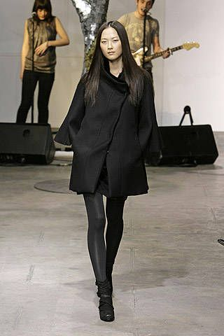 Vanessa Bruno Fall 2007 Ready-to-wear Collections - 001