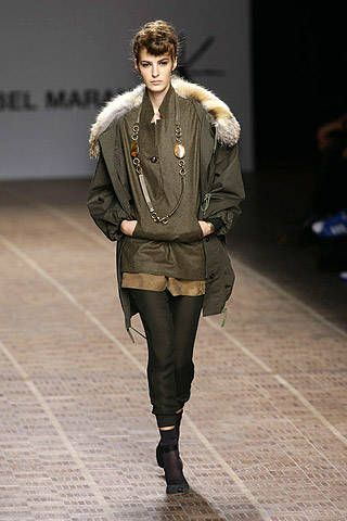 Isabel Marant Fall 2007 Ready-to-wear Collections - 001