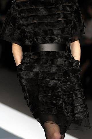 Akris Fall 2007 Ready&#45&#x3B;to&#45&#x3B;wear Detail &#45&#x3B; 001