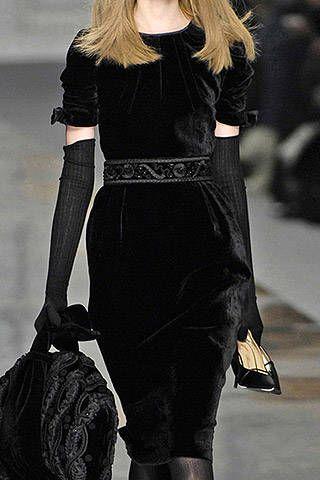 Blumarine Fall 2007 Ready-to-wear Detail - 001